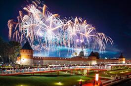 Обзорная экскурсия вокруг Кремля и по Казанской набережной