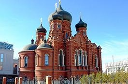 Экскурсия с гидом - Тула православная